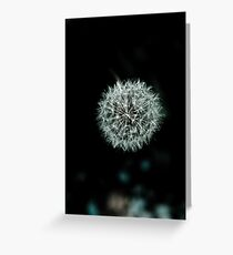 Space ball Greeting Card