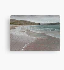 Portstewart strand,Northern Ireland. Canvas Print
