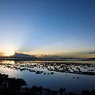 Titicaca Lake Sunrise by Marco Vegni