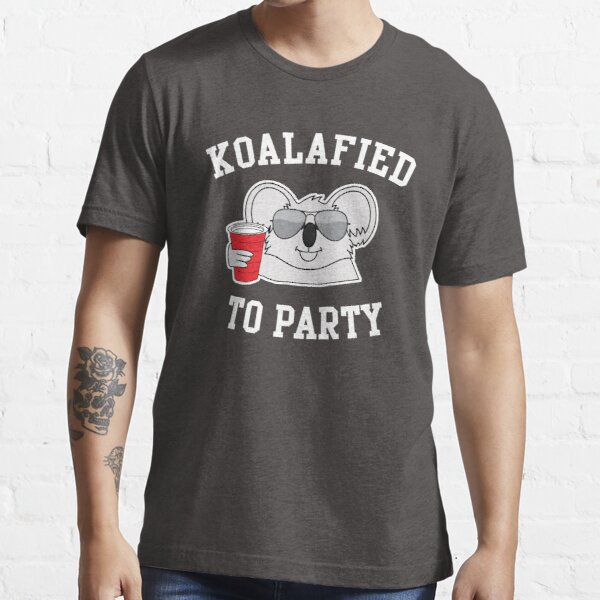Koalafied To Party Essential T-Shirt