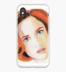 Scully iPhone Case
