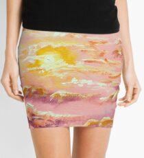 Comfortable Mini Skirt