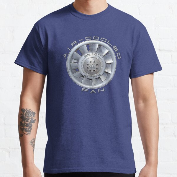 Air Cooled Fan  Classic T-Shirt
