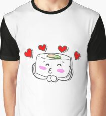 Sushi lover Graphic T-Shirt