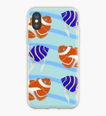 Go fish iPhone Case