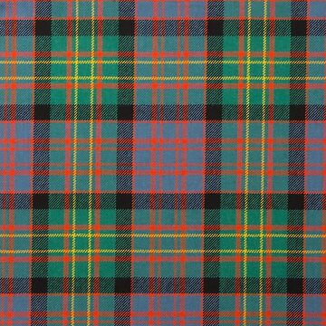 BOWIE ANCIENT TARTAN by IMPACTEES