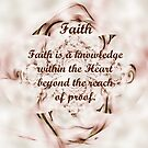 Faith by kimie