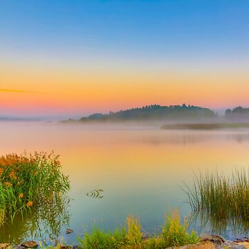Morning mist by wekegene