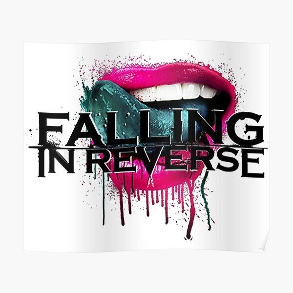 falling in reverse lips Poster