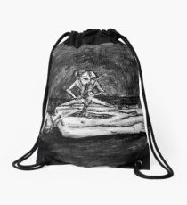 Nourishment Drawstring Bag