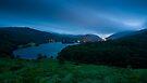 Night Image of Grasmere - Cumbria by David Lewins