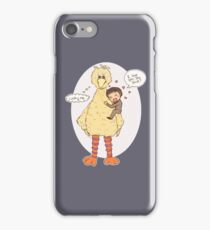 Romney Loves BigBird iPhone Case/Skin