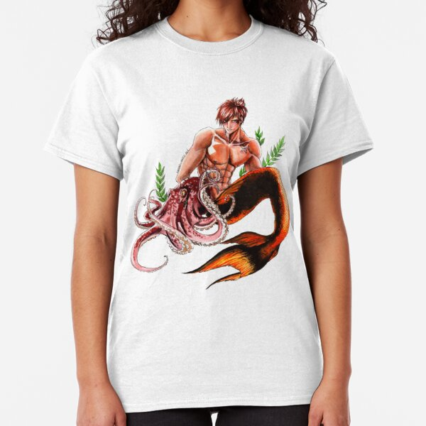 Merman and Friend Classic T-Shirt