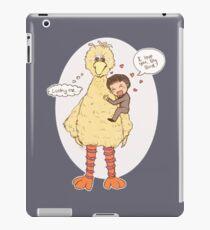 Romney Loves BigBird iPad Case/Skin