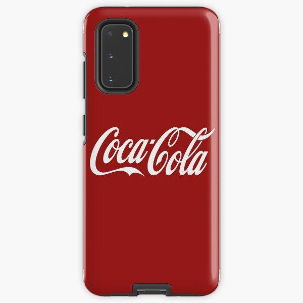 Coca Cola Logo Samsung Galaxy Tough Case