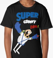 Super Groovy Bro! Long T-Shirt