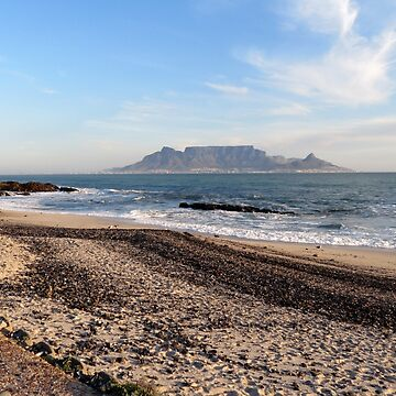 Table Mountain by Happyart