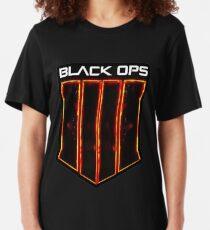 Camiseta ajustada bo4