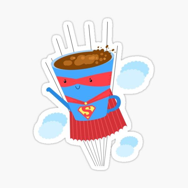 super coffee Sticker
