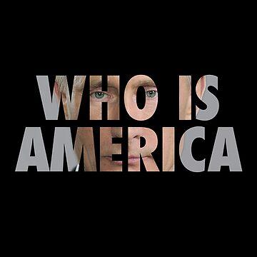 Who is America? by VeliborRajin