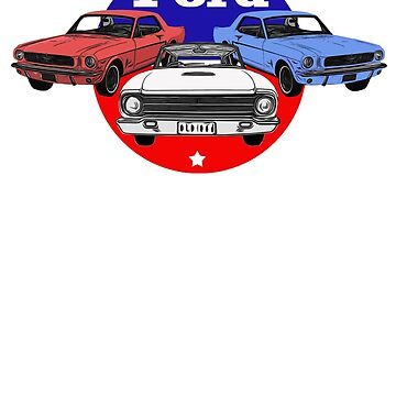 Early Fords by Ch1ckenMan