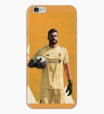 Alisson Becker iPhone Case