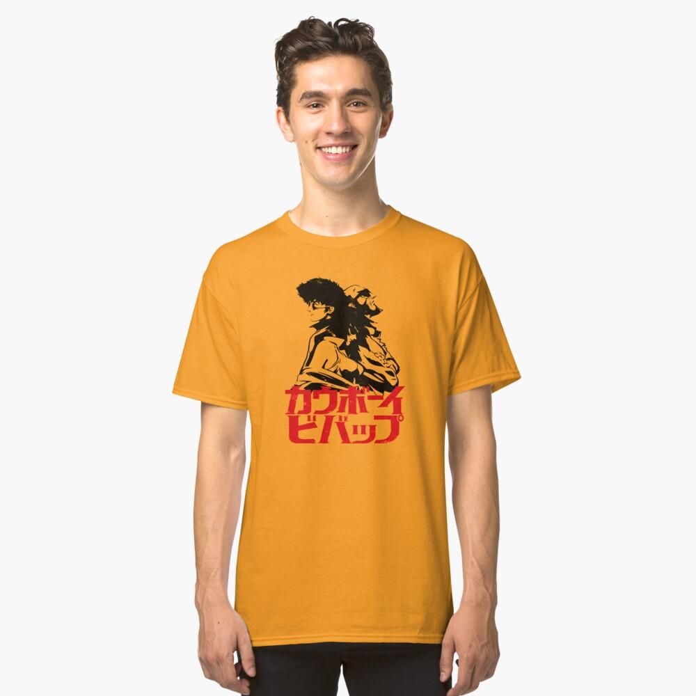 Cowboy Bebop Jap Classic T-Shirt