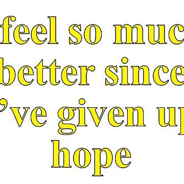 Hope by xorbah