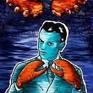 Gangster Lobster by Blair Gauntt