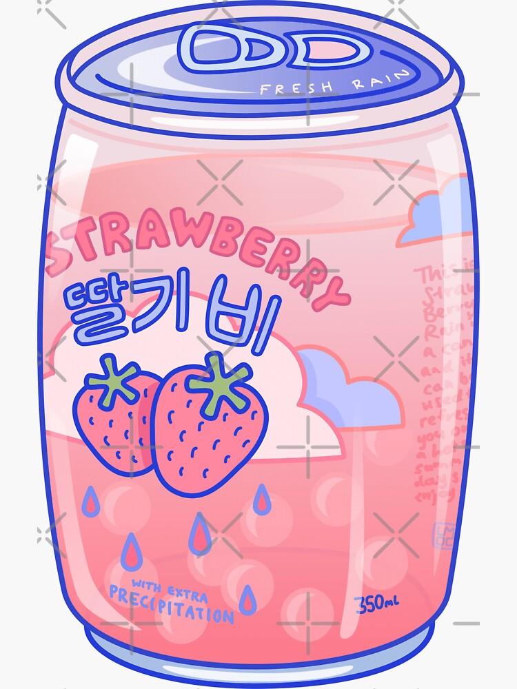 Strawberry Rain by LauraOConnor