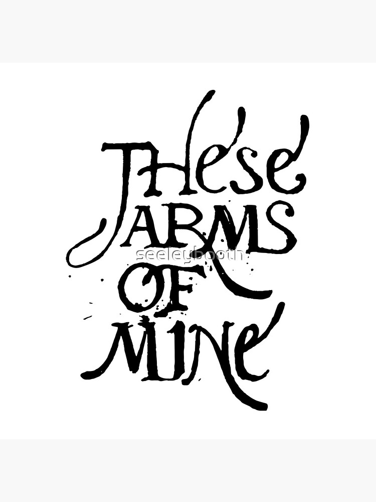 12 Monkeys - These Arms of Mine - Word of the Witness by seeleybooth