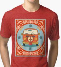 woodstock 1969 Tri-blend T-Shirt