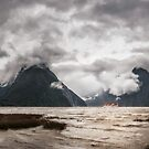 Inclement Weather with a bit of Hope by Danielasphotos
