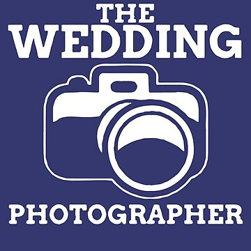 The wedding photographer t-shirt - Photography Day T-shirt by vantovn