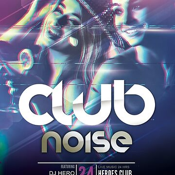 Club noise by creative97