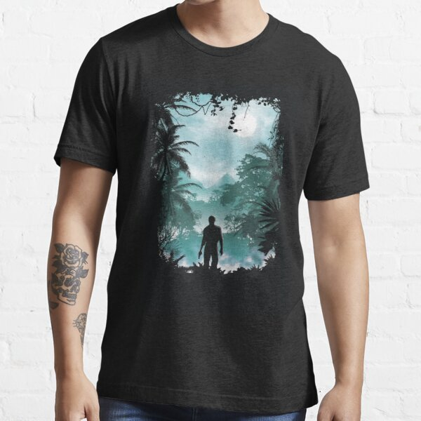 Uncharted 4 Nathan Drake Essential T-Shirt