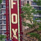 the FOX Theather by Adria Bryant
