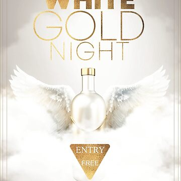 White gold night by creative97