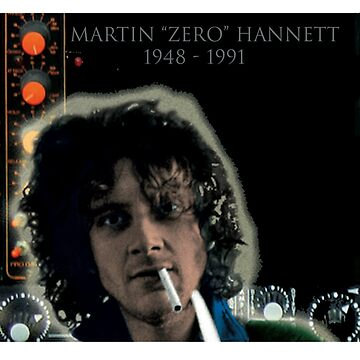 Martin Hannett by DivDesigns