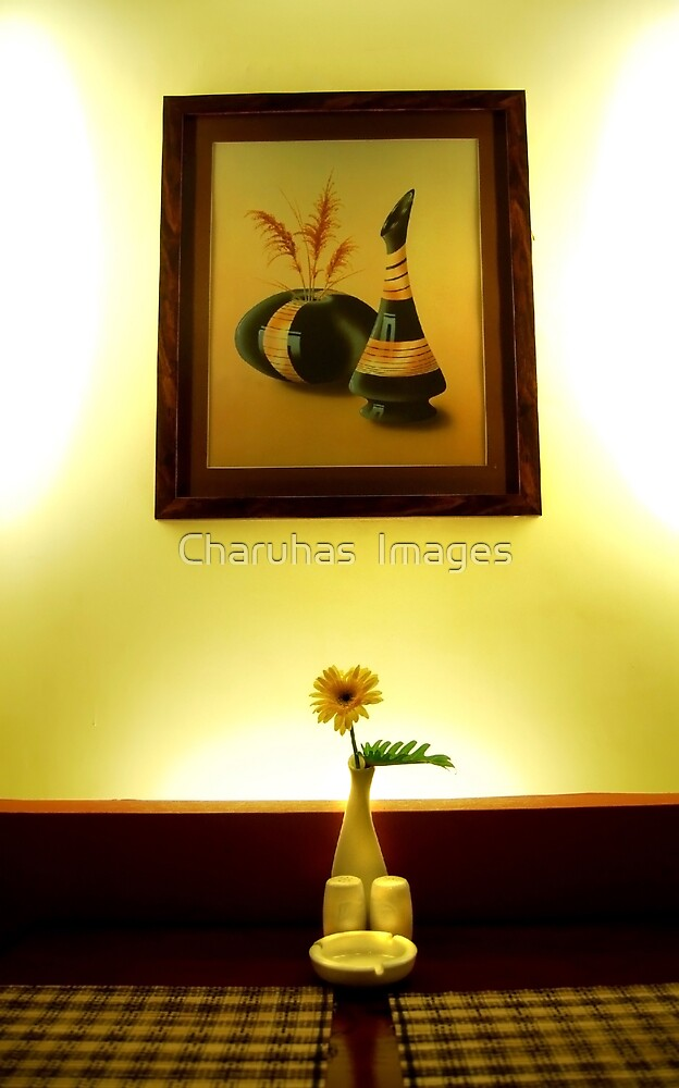 Dining Room by Charuhas  Images