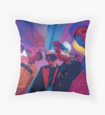 SHINee VIEW Throw Pillow