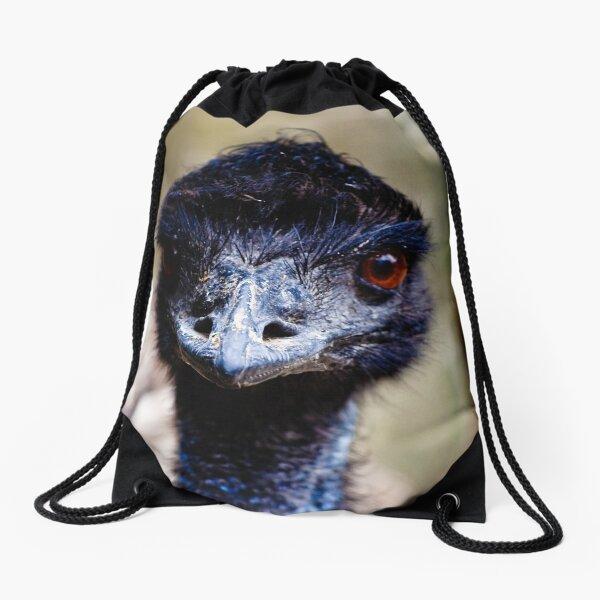 Emu Drawstring Bag