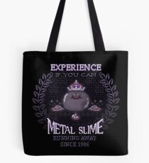 Slime Metal Tote Bag