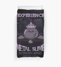 Slime Metal Duvet Cover