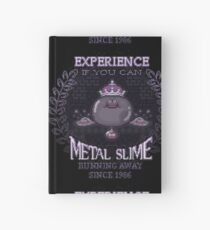 Slime Metal Hardcover Journal
