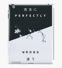 Shawn Mendes Perfectly Wrong Merchandise  iPad Case/Skin