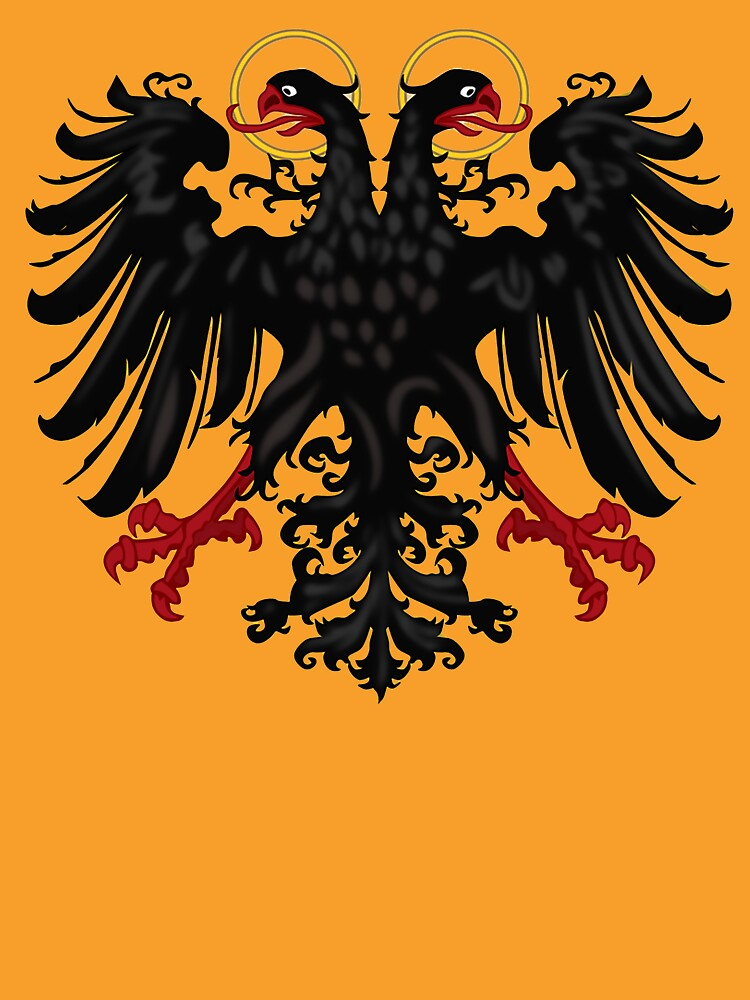German Black Eagle of the Holy Roman Empire, anno 1440 by edsimoneit