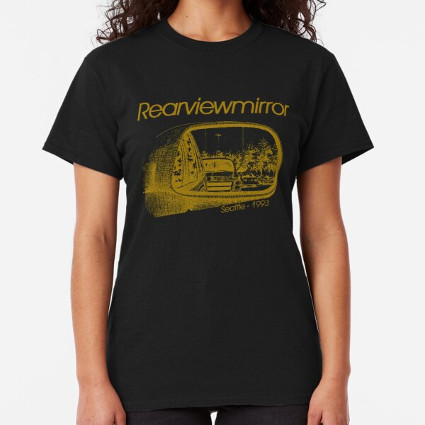 Rearviewmirror Grunge Seattle Classic T-Shirt
