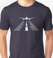 Airplane Phonetic Alphabet | Pilot Gift Unisex T-Shirt