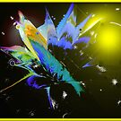 Color Splash Abstract by glink